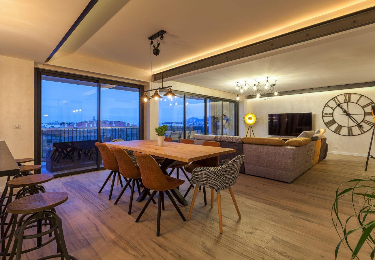 Appartement à Cannes - INDUS