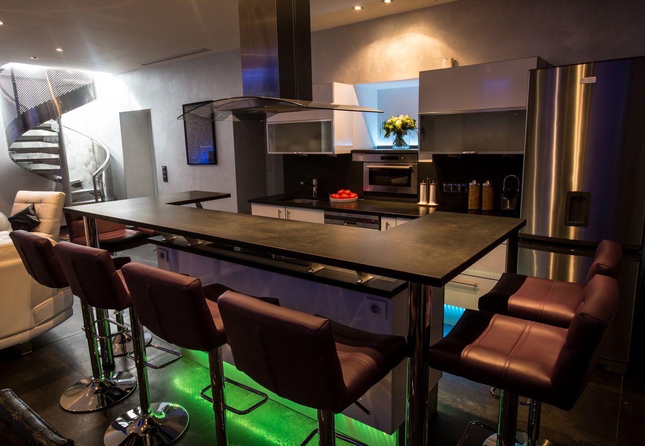 Appartement à Cannes - LUXURY