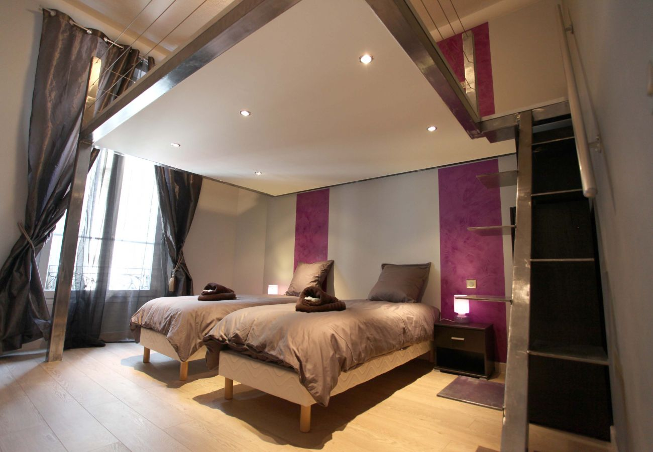 Appartement à Cannes - GARDEN PALACE