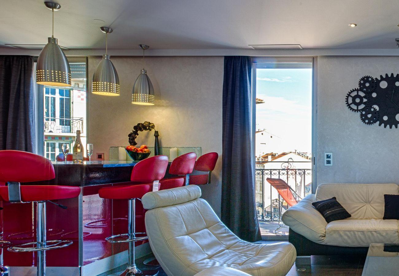 Apartment in Cannes - RG DUPLEX