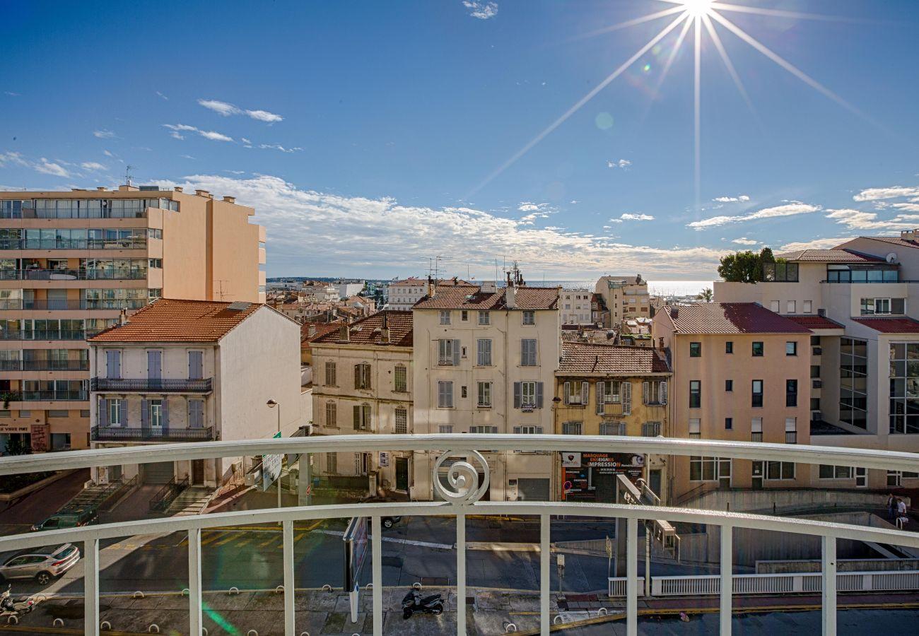 Apartment in Cannes - VASTE HORIZON